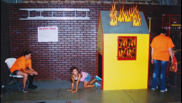 The Hall of Flame will be open at the Iowa State Fair. File photo by Richard C. Harman.
